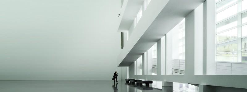 MACBA, Richard Meier